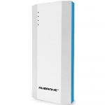 Ambrane P-1111 NA 10000 mAh Power Bank (Blue & White)