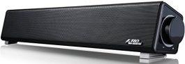 F&D E200 3 W Portable Laptop/Desktop Speaker  (Black, 2.0 Channel)