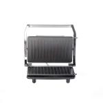 Lifelong LLPM1000 1000-Watt 2-Slice Panini Grill Sandwich Maker (Black/Grey)