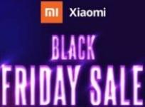 Xiaomi Black Friday Sale 29th Nov – 3rd Dec