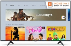 Mi 80 cm (32 inches) 4C PRO HD Ready Android LED TV (Black)[₹1000 Back]