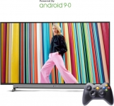 Motorola LED Smart Android TV with Wireless Gamepad