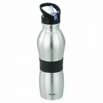Pigeon Playboy Sport Water Bottle, 700ml, Silver