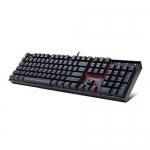 Redragon K551 Vara LED Backlit Mechanical Gaming Keyboard (Black)