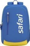 Safari JERSEY 26L BLUE BACKPACK 26 L Medium Backpack(Blue, Yellow)