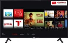 Free Firestick TCL 100.3 cm (40 Inches) Full HD LED Smart TV 40S62FS (Black)