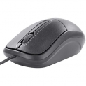 Zebronics Zeb-Comfort+ Wired Mouse (Black)